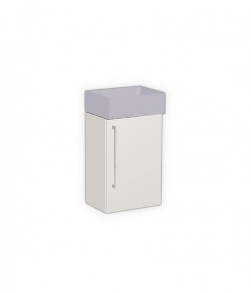 Unterschrank für Gravelli BOX MINI, Breite 34 cm