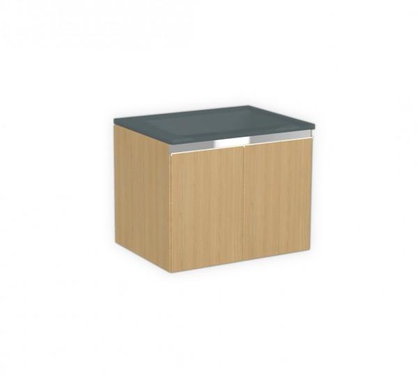 Unterschrank für Werkbad wb01, Breite 65 cm